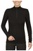 Icebreaker Women's Everyday LS Half Zip black